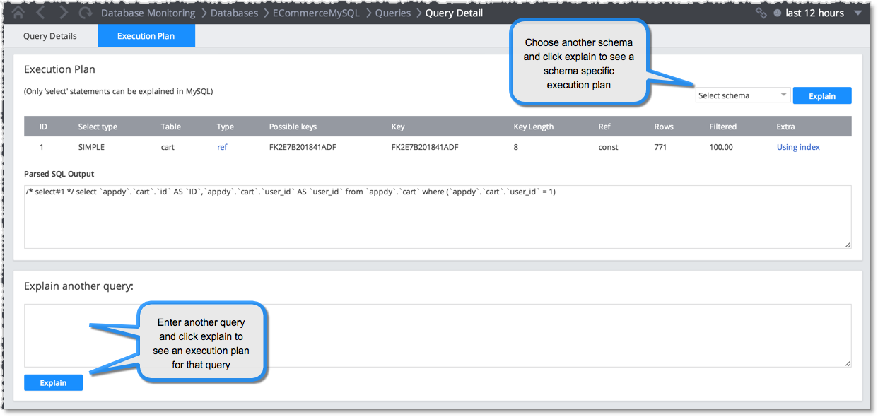 Using index in sql oracle